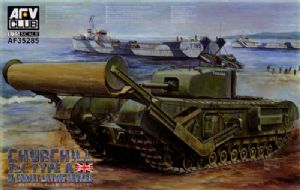 AF35285  Churchill Mk.IV Type A Carpet Layer